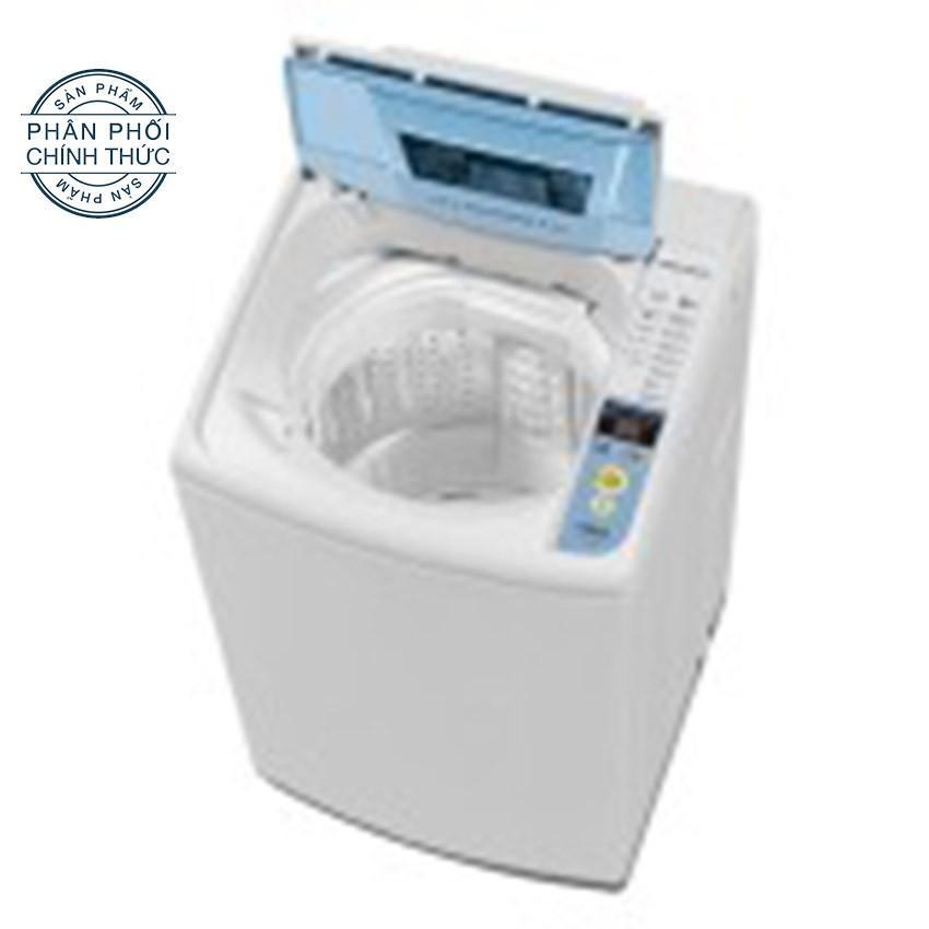 Hình ảnh Máy giặt cửa trên Aqua AQW-K70AT 7Kg (Xám)