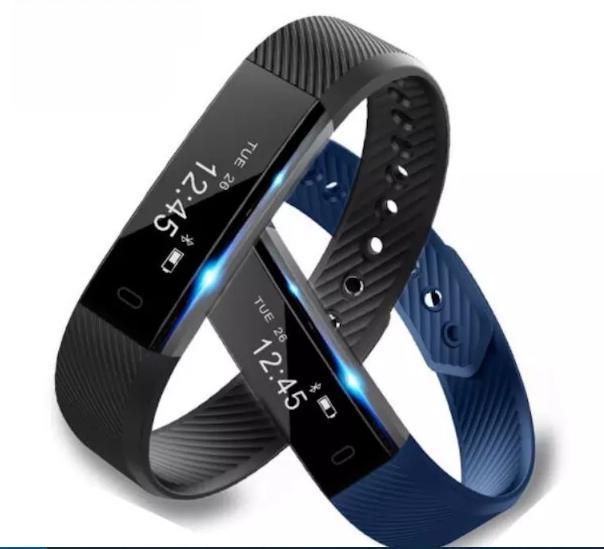 Hình ảnh Đồng hồ thông minh Smart Bracelet 2018 kết nối điện thoại, chống nước