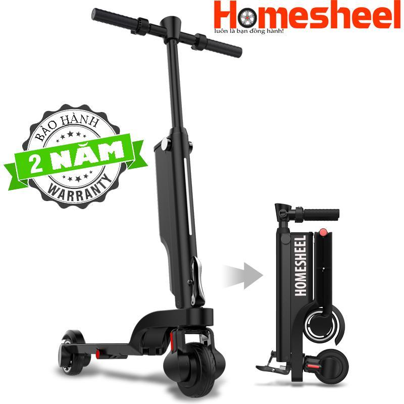 Xe điện cân bằng 2 bánh Homesheel X6 USA