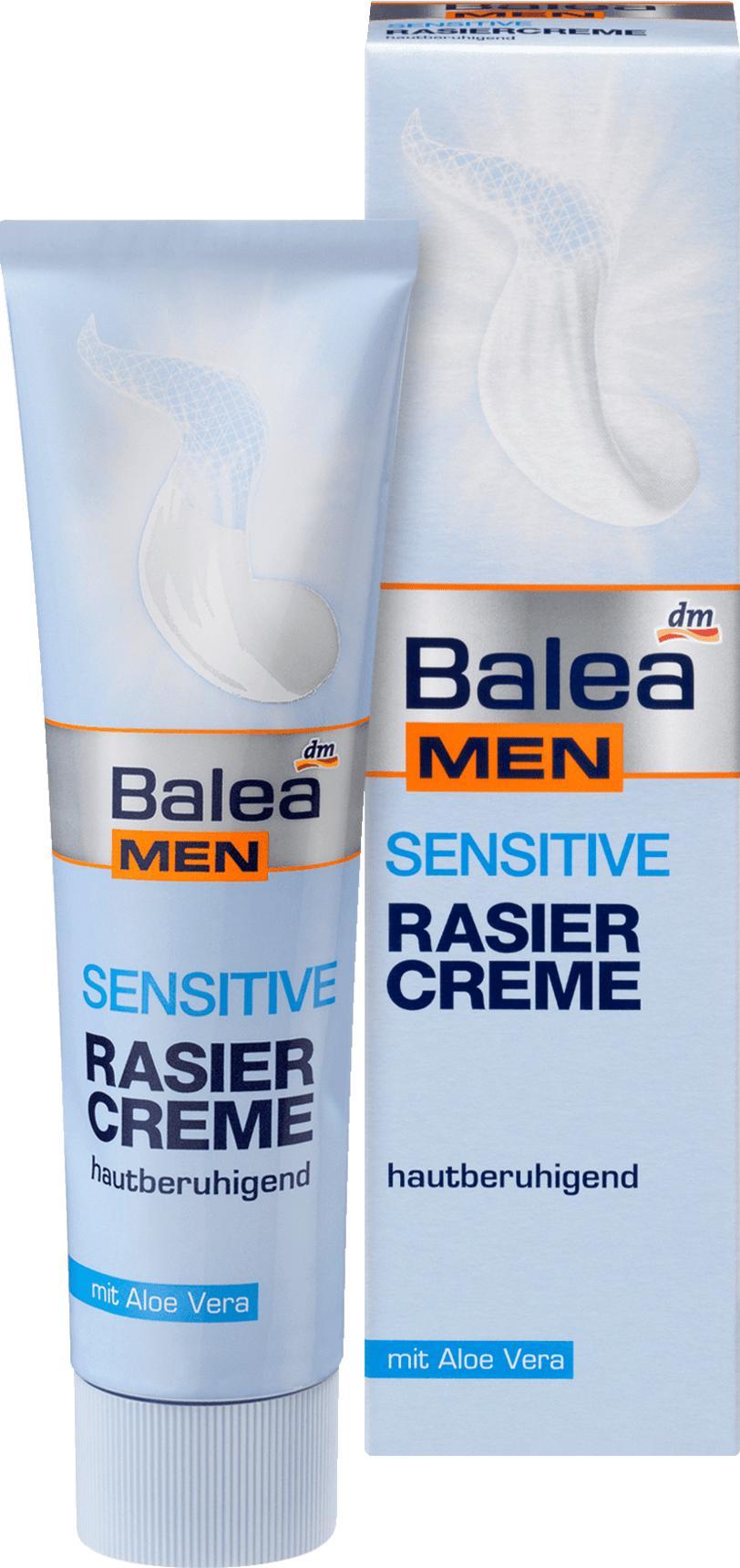 Kem Cạo Râu BALEA MEN Sensitive RASIER CREME 100ML tốt nhất