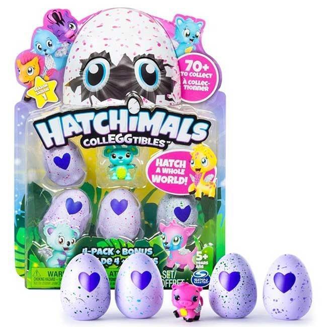 Hình ảnh Đồ chơi quả trứng thần kỳ Hatchimal vui vẻ