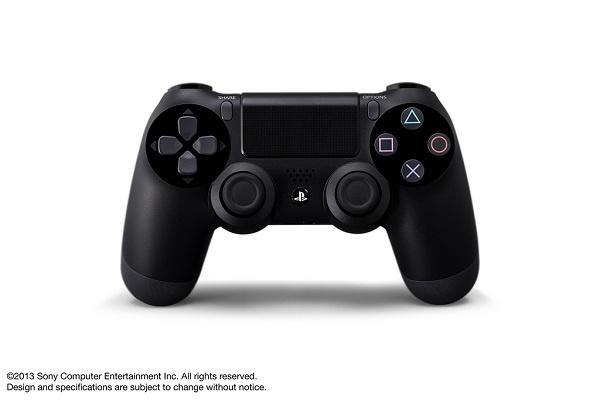 Những hình ảnh đầu tiền về tay cầm Playstation 4 10
