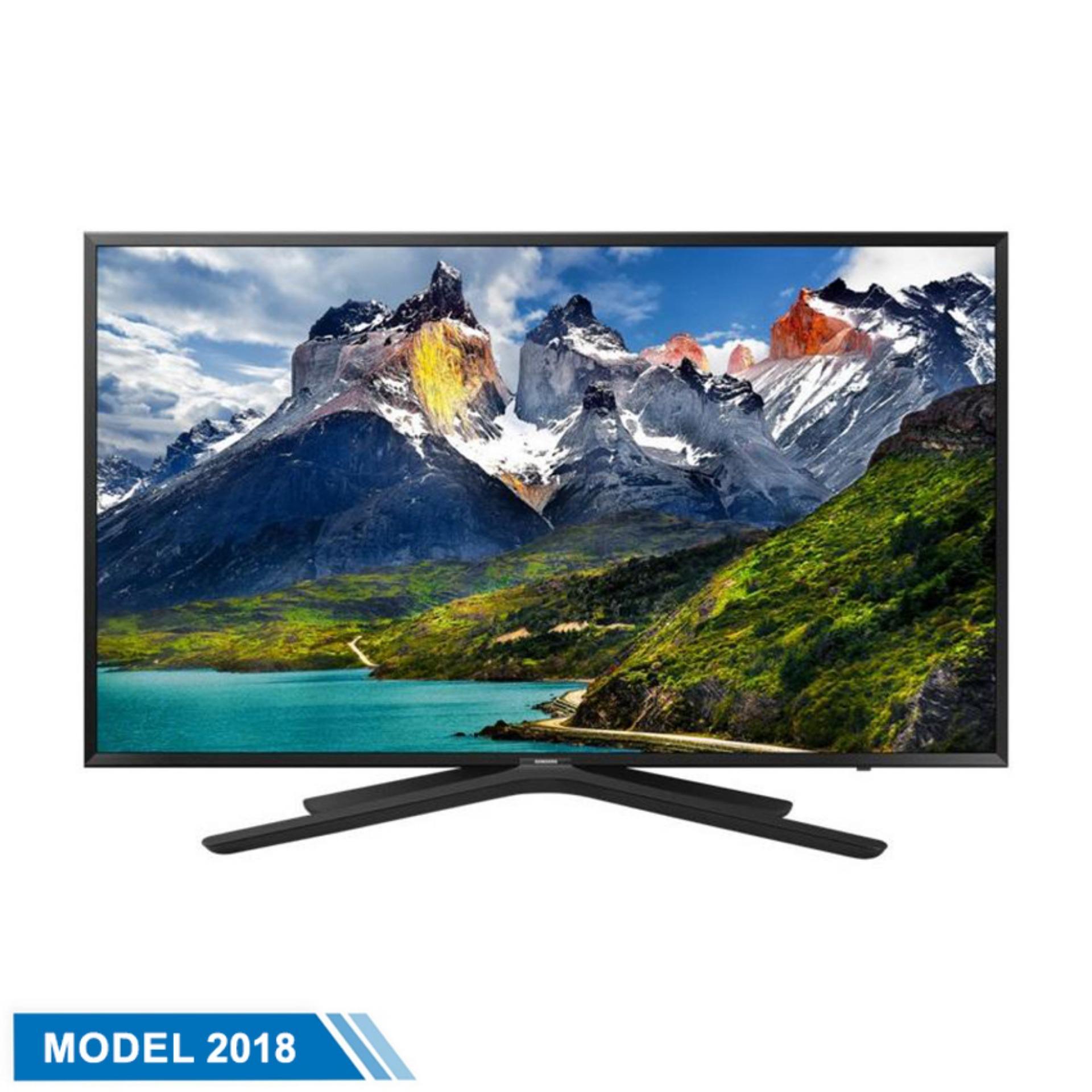 Hình ảnh Smart TV Samsung 49inch Full HD - Model UA49N5500AKXXV (Đen) - Hãng phân phối chính thức