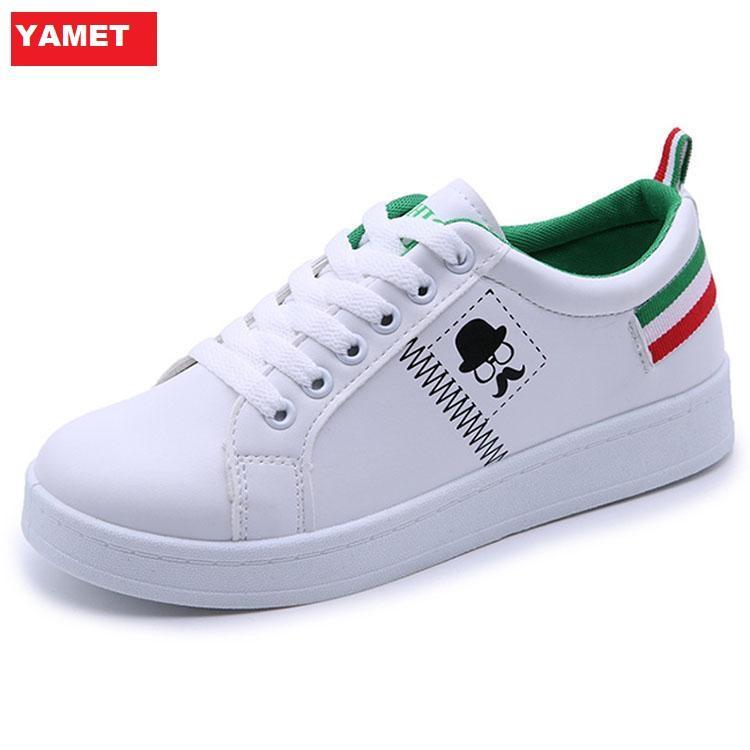 Giày Sneaker Thời Trang Nữ - YAMET shop SN005