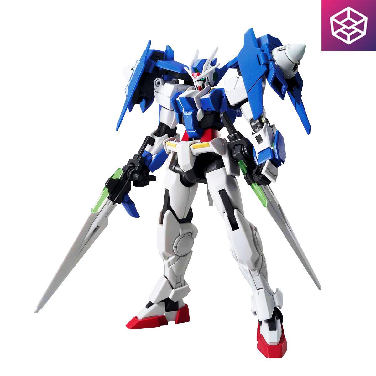 Hình ảnh Mô Hình Lắp Ráp Gundam Bandai HG BD 000 Gundam 00 Diver [Bandai-HG]