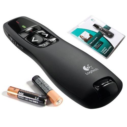 But Trinh Chiếu Logitech Wireless Presenter R400 Smartbuy Chiết Khấu 50