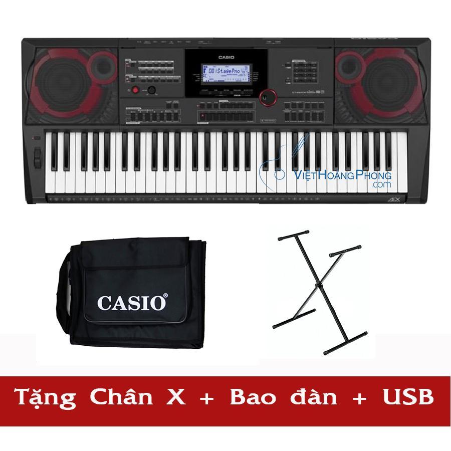 Đàn Organ Casio CT-X5000 tặng Chân X + Bao đàn + USB  ( CTX5000 ) - Việt Hoàng Phong
