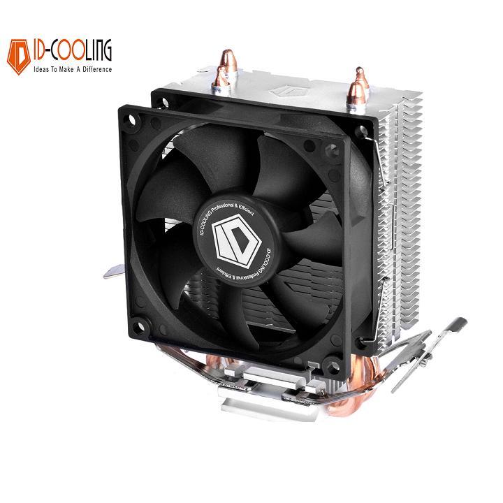 Quạt tản nhiệt cpu ID-Cooling SE-802 - Quạt quay êm, hiệu năng tốt