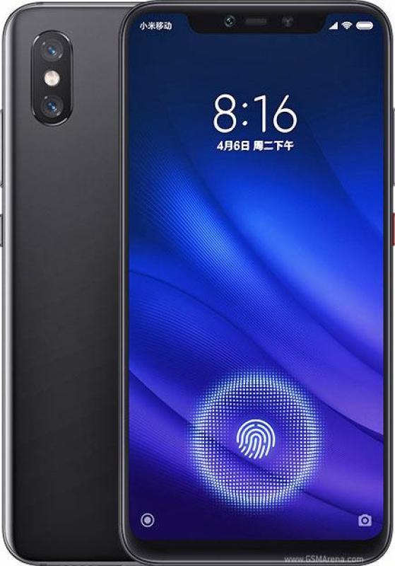 Xiaomi Mi 8 Pro, Mi8 Pro, Mi8Pro, Mi 8Pro 128GB Ram 6GB (Đen) Digiphone - Hàng nhập khẩu