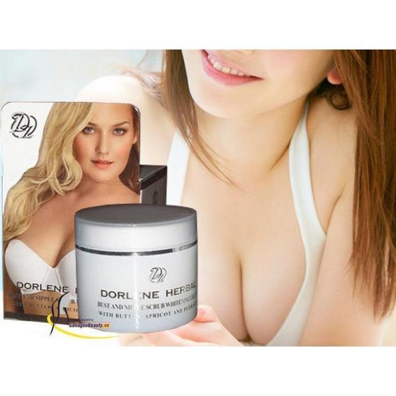 Kem nở ngực Dorlene Herbal Thái Lan cao cấp