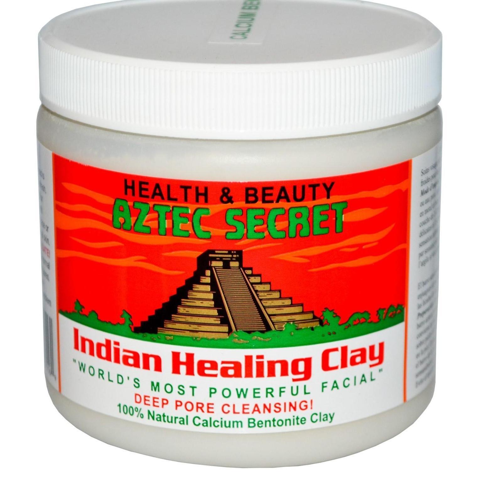 BỘT ĐẤT SÉT AZTEC SECRET INDIAN HEALING CLAY HỘP 454G tốt nhất