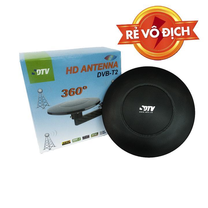 Hình ảnh Siêu Anten kỹ thuật số mặt đất SDTV ADT17-HD 360 độ