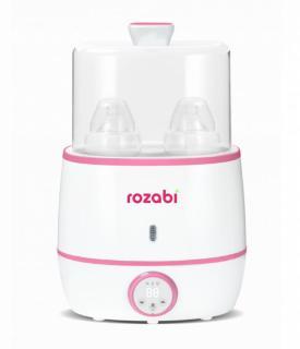 Máy hâm sữa tiệt trùng siêu tốc cao cấp Rozabi Flash 500W HB-055E thumbnail