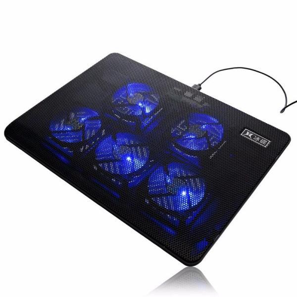 Bảng giá Đế tản nhiệt V5 - 5 Fan, quạt tản nhiệt cho laptop Phong Vũ