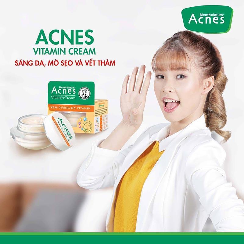 Kem dưỡng da Acnes Vitamin ( lọ 40gram) nhập khẩu