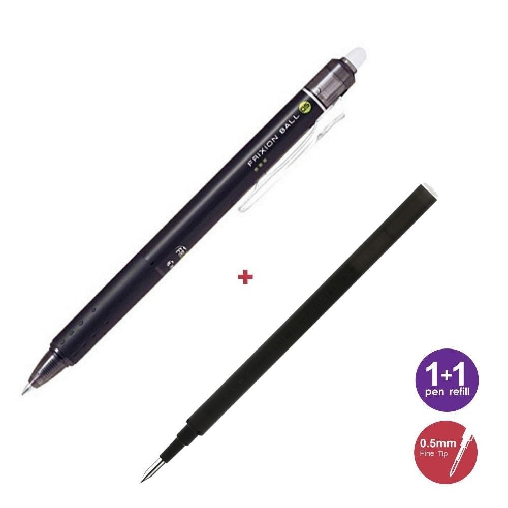 Mua Combo bút bi xóa được và 1 ruột Pilot Frixion Nhật Bản
