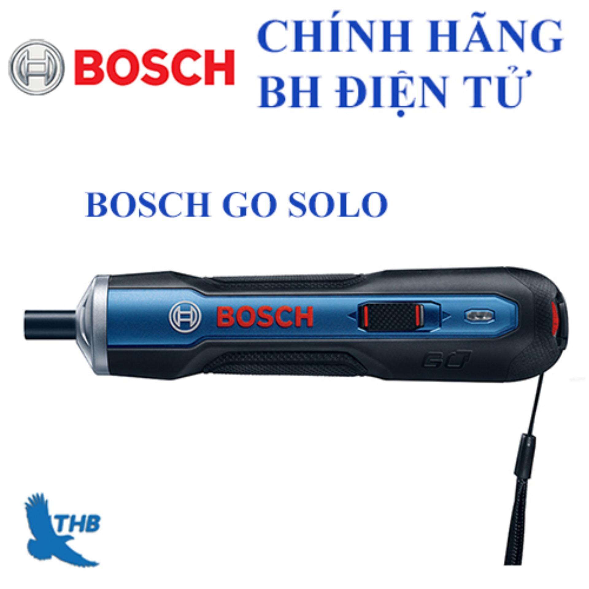 Máy vặn vít dùng pin Bosch Go (Solo)