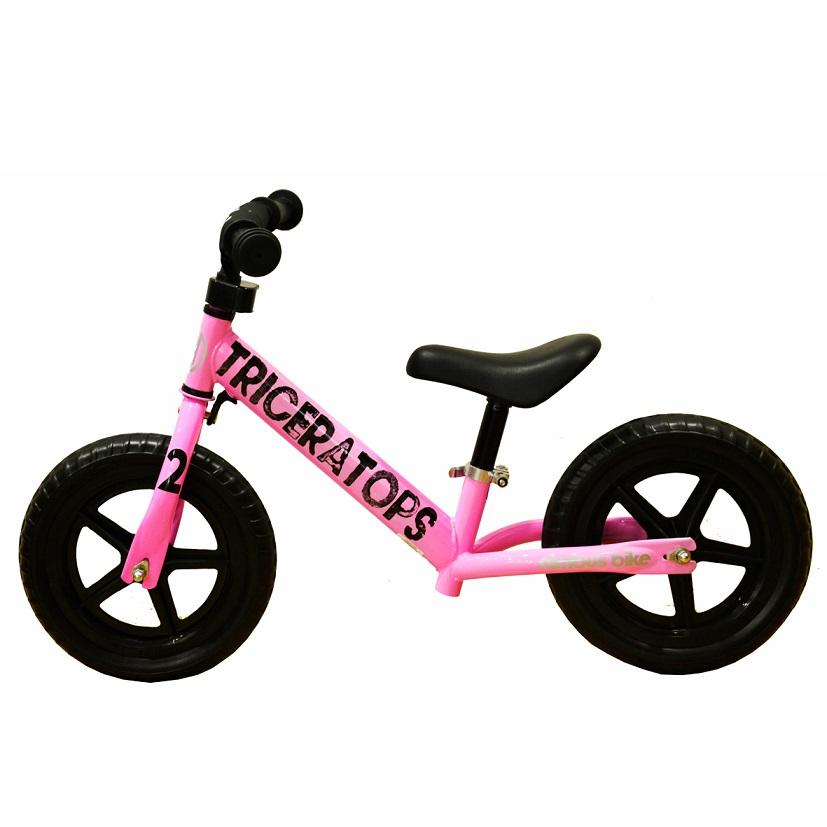Xe đạp thăng bằng Nimbus Triceratops màu hồng