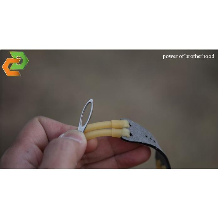 Hình ảnh Dụng cụ buộc chun ná cao su, luồn chun na thun