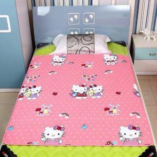 Ga chống thấm giường nôi cũi trẻ em 80 120cm thumbnail