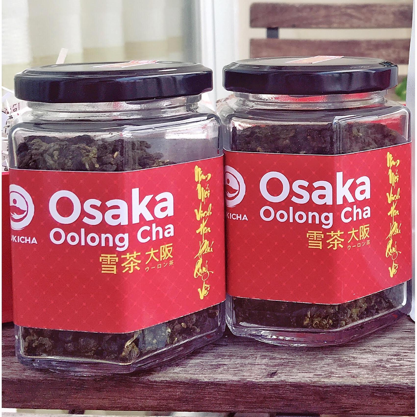 Bán Bộ Tra Biếu Tặng O Long Osaka 200G The Kaffeine Hồ Chí Minh Rẻ