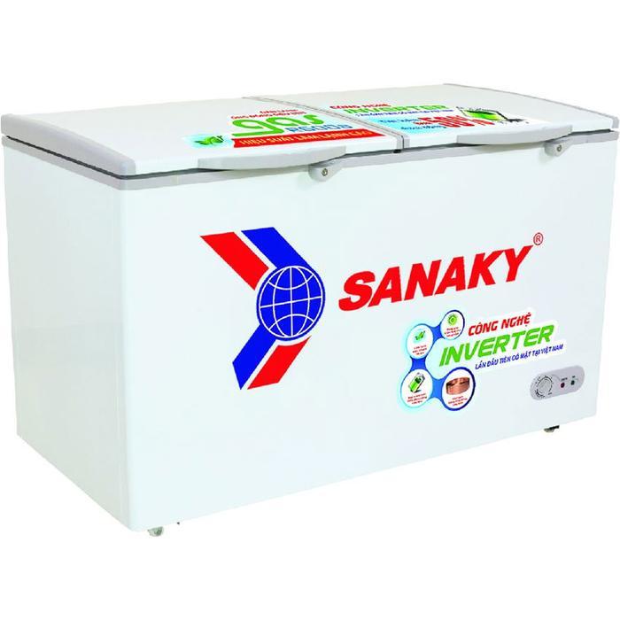 Tủ đông Sanaky VH4099A3 305 Lít Inverter
