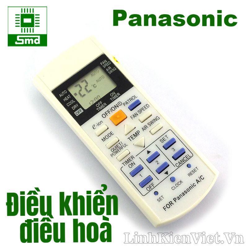 Điều khiển điều hòa Panasonic 2 chiều