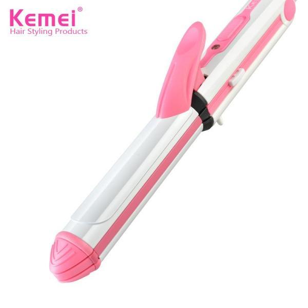Máy tạo kiểu tóc đa năng 3 in 1 KEMEI 1213 đẳng cấp HOT GIRL nhập khẩu