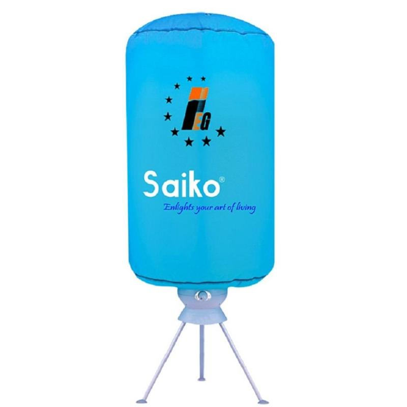 Máy sấy quần áo Saiko CD-1200UV Tròn
