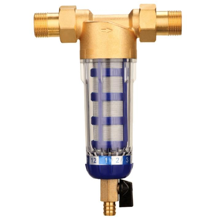 Thiết bị lọc nước thô đầu nguồn Canature LN02-18 - Lõi lọc siêu bền