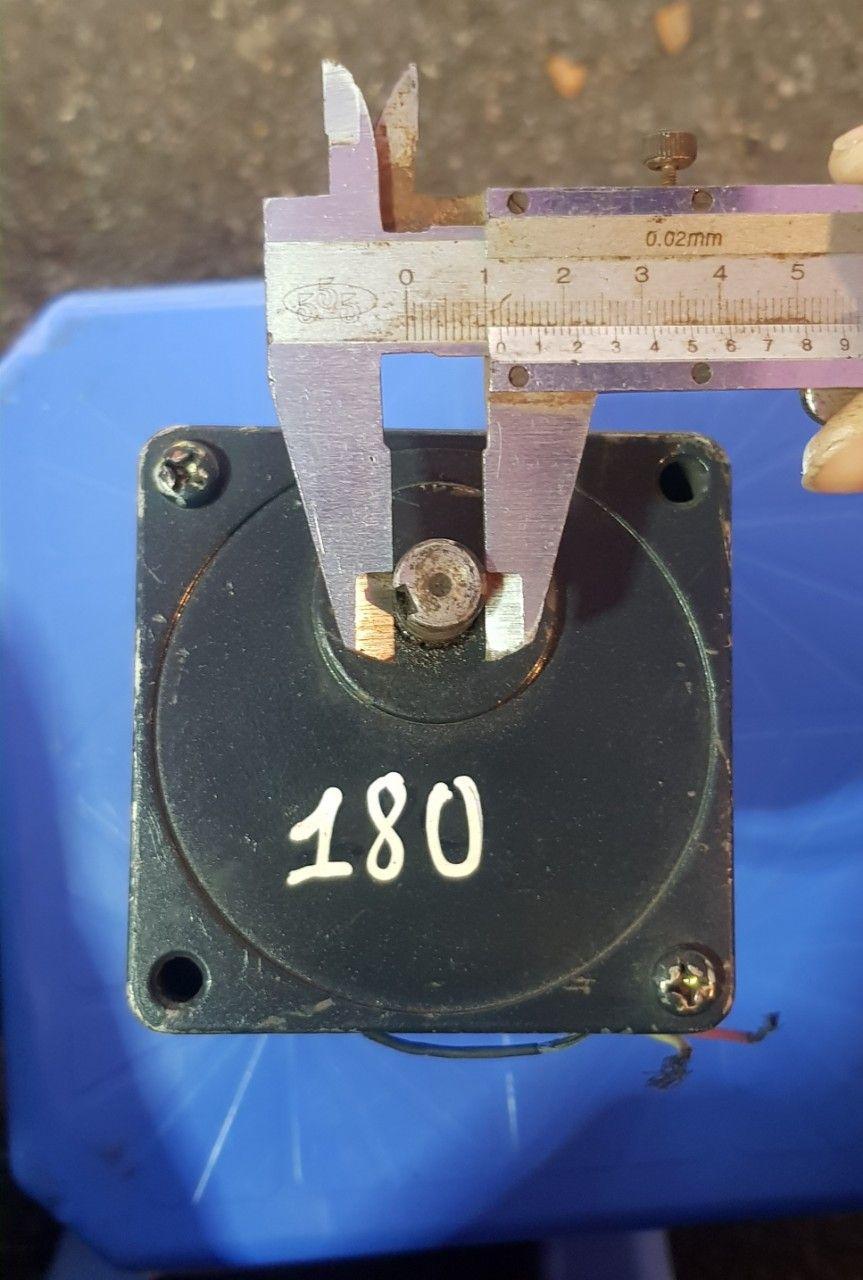 Motor giảm tốc 40w điện 220v( hàng bãi nhật)