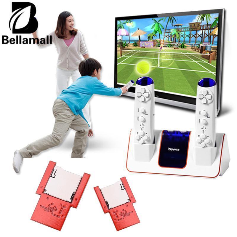 Bellamall:SD2VITA SD Memory Transfer Adapter Adaptor Card For PS Vita Enso 3.60 System Red