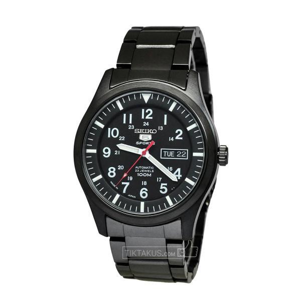 Đồng hồ nam dây sắt không gỉ Seiko 5 SNZG17J1 ( Made in Japan )