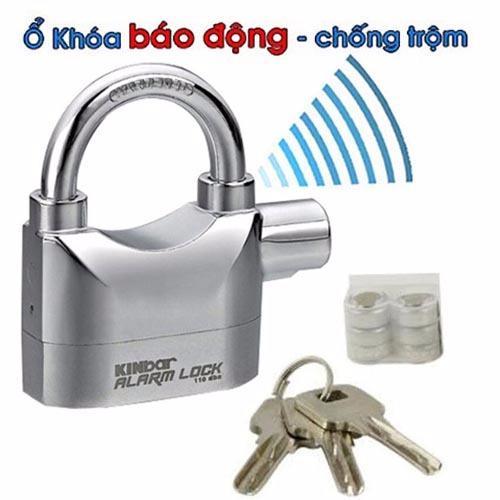 Hình ảnh Ổ khóa báo động chống trộm AL ARM LOCK