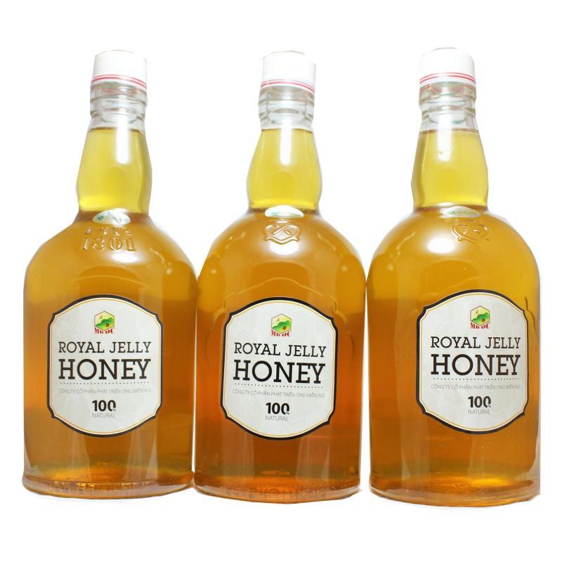 Mật ong sữa chúa XK 1000g (Royal Jelly Honey) cao cấp