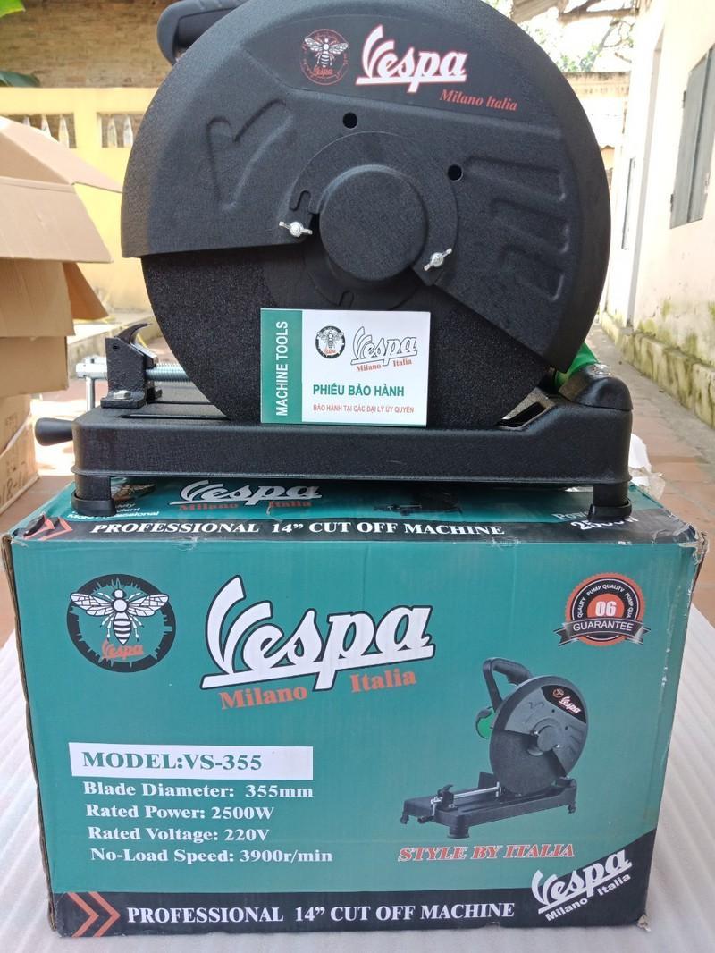 Máy cắt sắt bàn VESPA 2500w