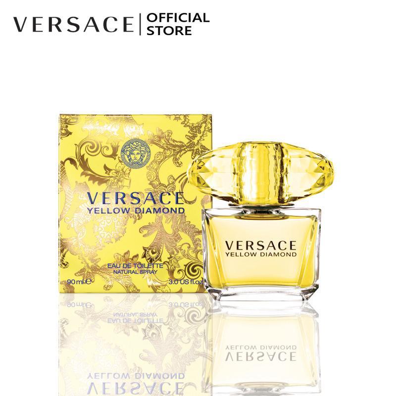 Nước hoa Versace Yellow Diamond EDT 90ML