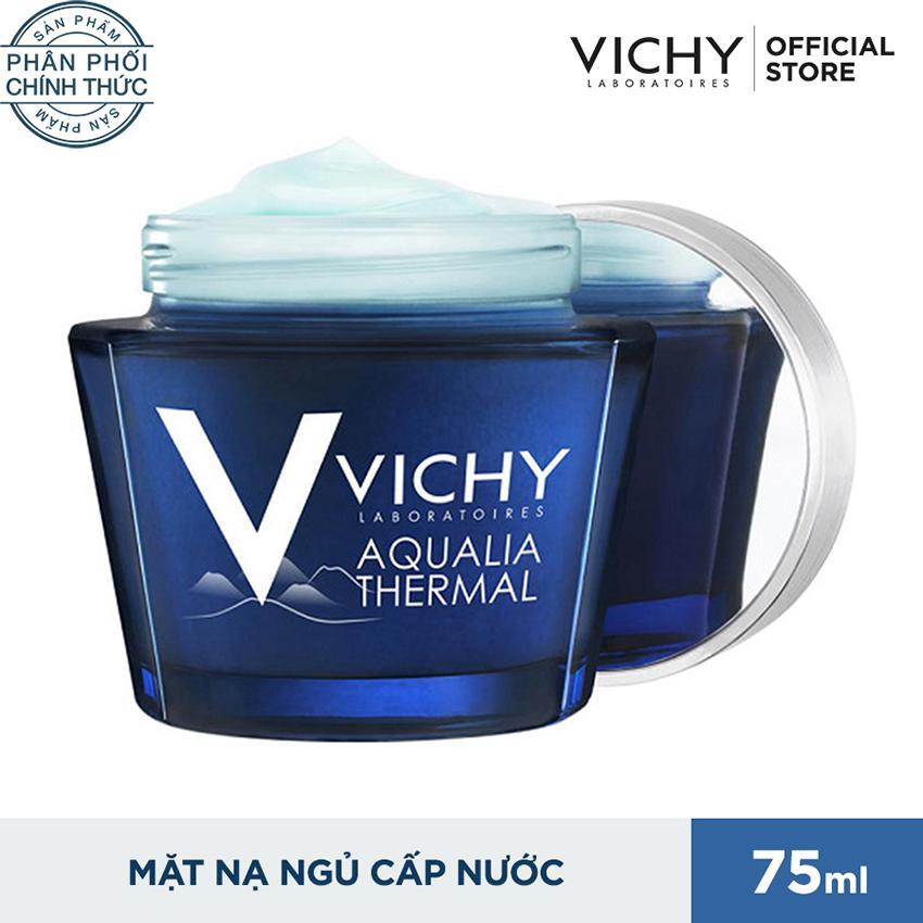 Mã Khuyến Mại Mặt Nạ Ngủ Phục Hồi Chuyen Sau Vichy Aqualia Thermal Night Spa 75Ml Vichy Mới Nhất