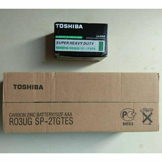 1 cây bin điều khiển toshiba ( 1 cây 5 hộp,  1 hộp 20 đôi)
