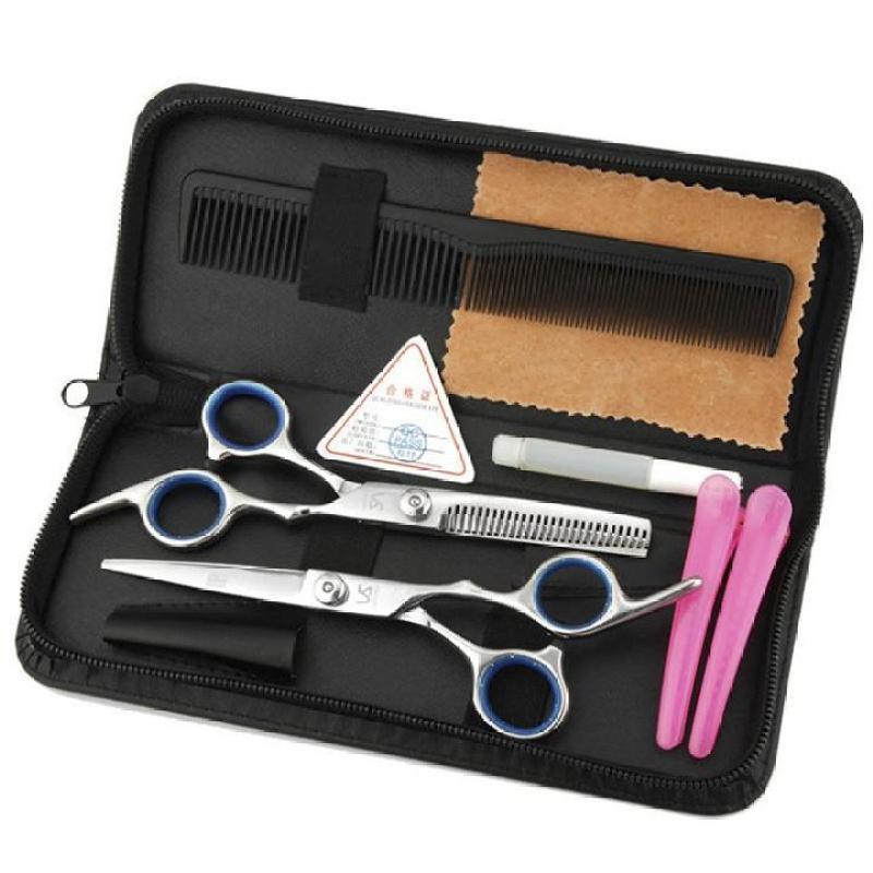 Bộ 2 kéo cắt tóc - Scissors hairdressing nhập khẩu