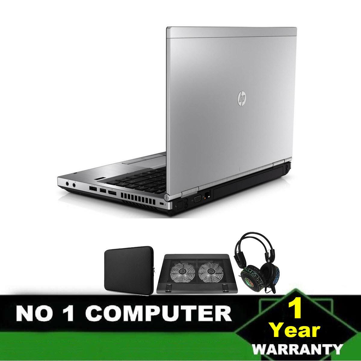 Laptop HP EliteBook 2560p Chạy CPU i5-2520M, 12.5inch, 8GB, SSD 240GB + Bộ Quà Tặng - Hàng Nhập Khẩu