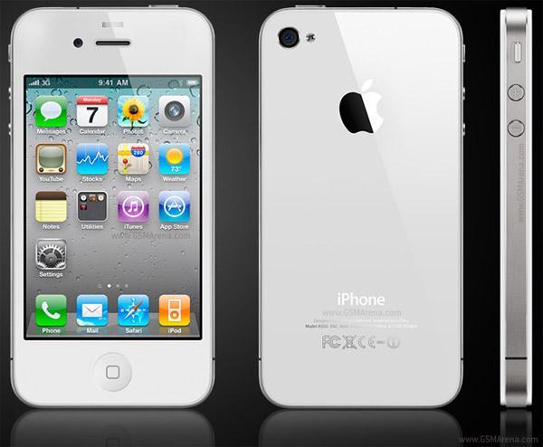 Hình ảnh Điện Thoại IPhone 4 Quốc Tế