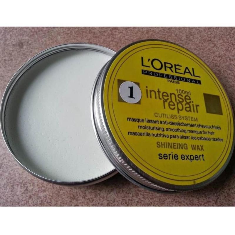 Wax cứng Loreal trắng - Sáp vuốt tóc loreal giá rẻ