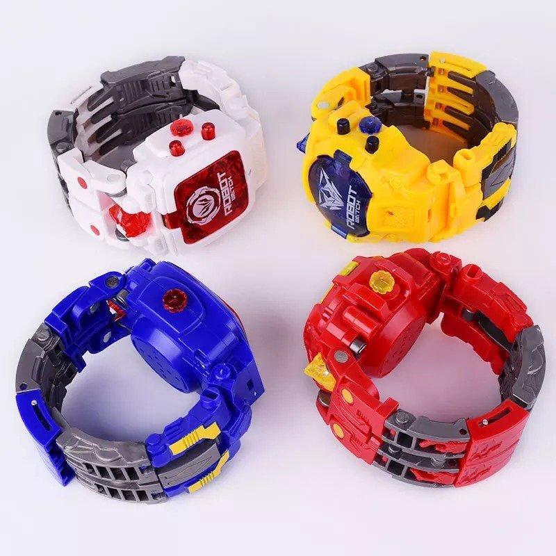 Đồng hồ đeo tay siêu nhân cho bé bán chạy