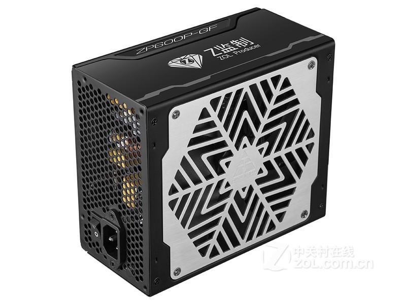 Nguồn máy tính Golden Field ZP600ELP 600W 80Plus- Platinum