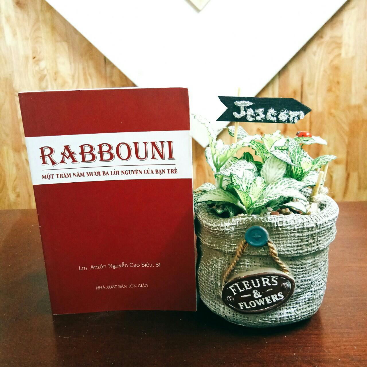 Mua Rabbouni