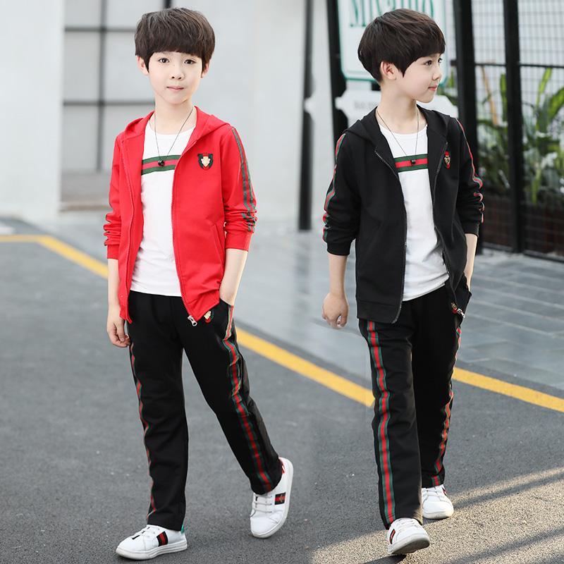 Hình ảnh Combo 02 Bộ quần áo thu đông cực kỳ đáng yêu cho bé từ 1-5 tuổi (02 bô 2 mầu)
