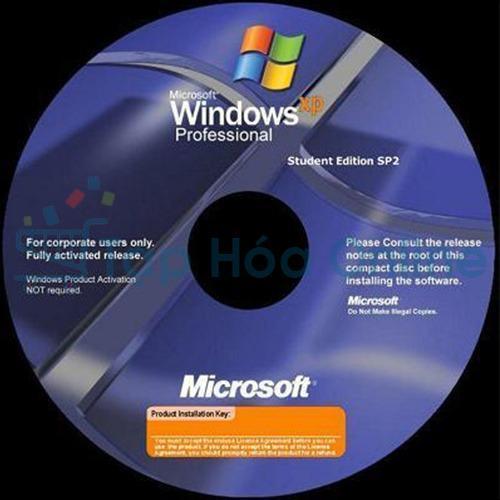 Hình ảnh ĐĨA CÀI WIN XP 32BIT