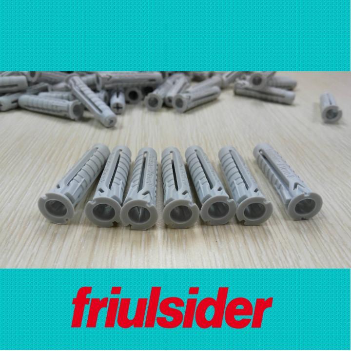 Hình ảnh Túi 100 cái tắc kê nhựa Friulsider X1 8x40