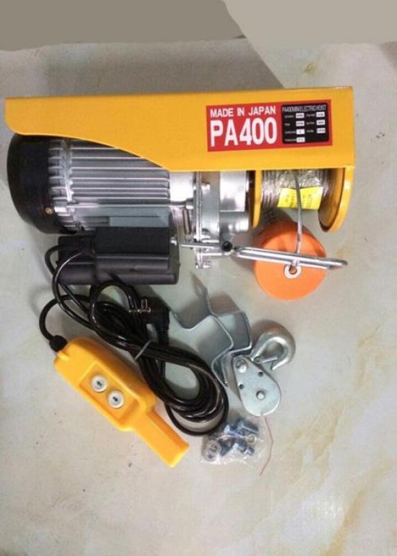 Tời điện PA400 vàng. tời điện mini L1